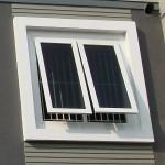 Kusen Jendela UPVC yang Kuat dan Tahan Lama