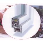 Kusen UPVC untuk peredam kebisingan (sound insulation)