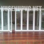 Harga Kusen Dan Pintu UPVC Tergantung Dari Ukuran
