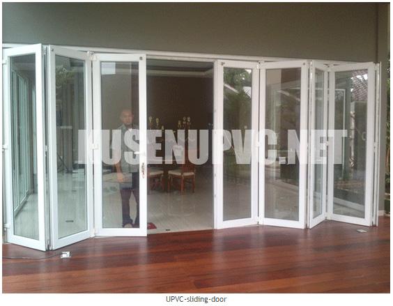Jendela UPVC Folding Memberi Kesan Luas Pada Rumah