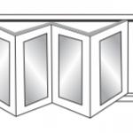 Tipe dan jenis Jendela dan pintu UPVC