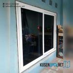 Pasang Jendela UPVC Jungkit Di Duren Sawit