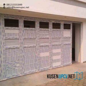 contoh pintu upvc folding untuk garasi di Jagakarsa id8382
