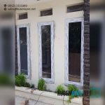 Jual Kusen Jendela UPVC Di Nusaloka BSD Tangerang