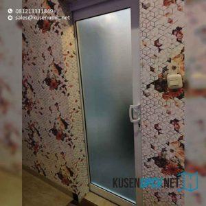 Pintu Kamar Mandi UPVC Untuk Rumah Cantik yang Lebih Awet