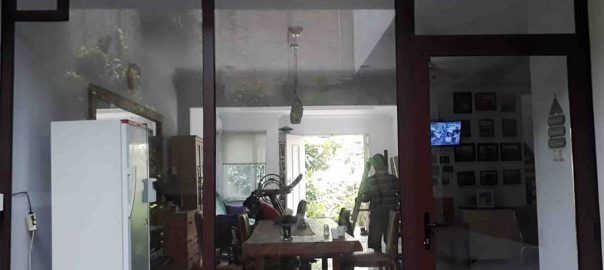 Pasang Kusen UPVC Warna Coklat Di Kembang Wangi Kembangan Jakarta id5771