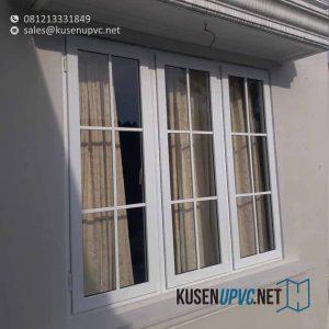 Dapatkan Hunian Yang Nyaman Dengan Jendela UPVC Merk Conch id5694