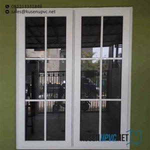 Harga Jendela UPVC Jungkit Putih Taman Asri Cipadu Larangan Tangerang id5856