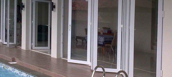 Harga Pintu UPVC Merk Conch Murah dan Lengkap id5884
