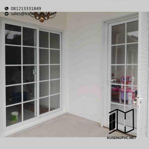 Jual Pintu UPVC Modern & Pilihan Terlengkap ID5686