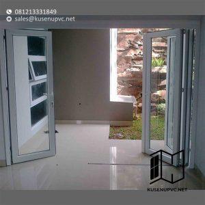 Jual Kusen UPVC Putih Praja Gandaria City Kebayoran Lama Jakarta ID5884