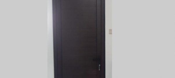 Jual Pintu UPVC Coklat Perumahan Taman Mulia Cipayung Depok Id5734