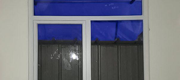 Harga Jendela UPVC Jungkit Putih Rumah Sakit Kramat 128 Senen Jakarta Id6369