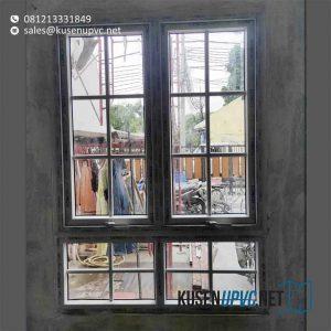 Jendela UPVC Murah Jungkit Putih Raya Kebon Jeruk Jakarta ID6166