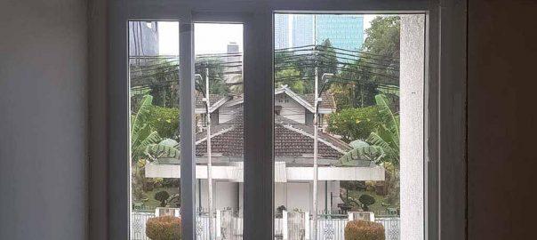 Jendela UPVC Sliding Putih Cempaka Putih Timur Cempaka Putih Jakarta ID6826